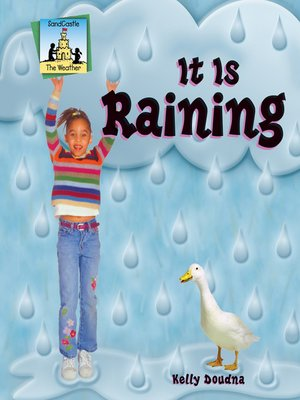 cover image of It Is Raining